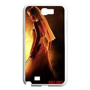 Samsung Galaxy Note 2 N7100 Phone Cases White Kill Bill DRY914034