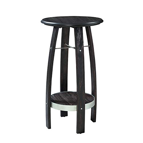 Powell Plant Stand - Powell Company PAMZN1585 Powell Herring Rustic Brown Plant Stand,