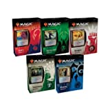 MTG Magic the Gathering Guilds of Ravnica Guild Kit All 5 Decks