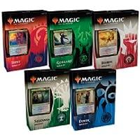 MTG Magic the Gathering Guilds of Ravnica Guild Kit All 5 Decks