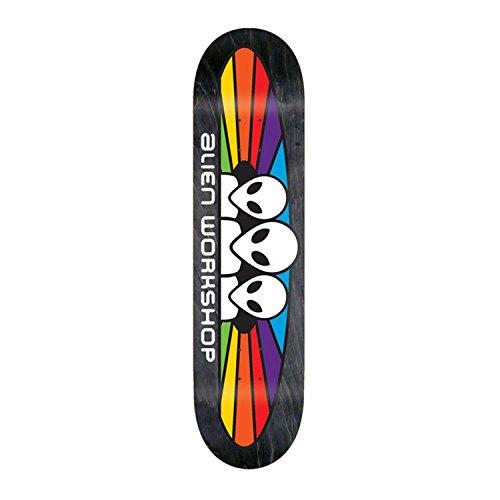 "ALIEN WORKSHOP Skateboard Deck SPECTRUM LG 8.25"" (assorted"