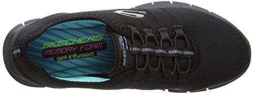 Skechers Sport Femmes Sneaker Électricité Planeur Noir