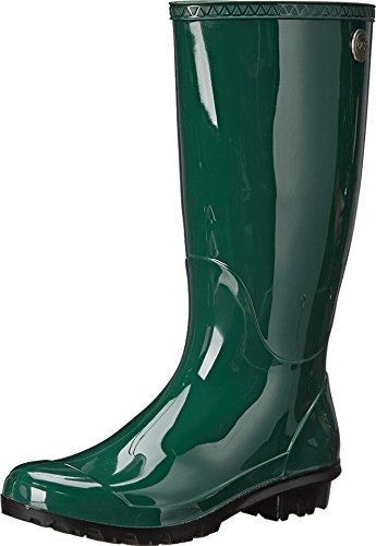 UGG Women's Shaye Rain Boot, Pine, 8 B US ()
