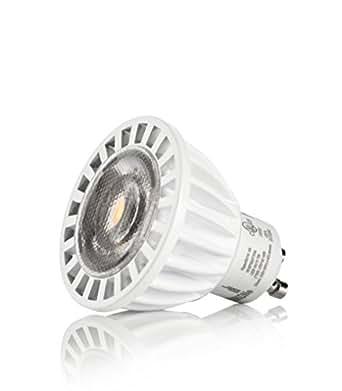 hyperikon mr16 gu10 led 7w 50w equivalent 400 lumen 2700k warm white cri 90. Black Bedroom Furniture Sets. Home Design Ideas