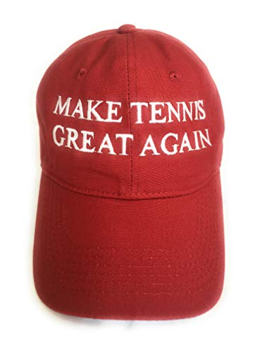 Tennis Addiction Make Tennis Great Again Funny Hat Cap Tennis Team Captain Gift ()