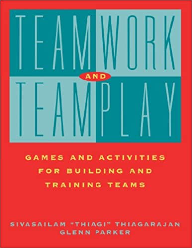 teamwork and teamplay games and activities for building and