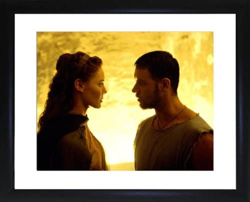 Russell Crowe Signed Mounted Photo Display Gladiator