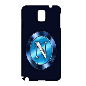 Official 3D Napoli Phone Case for Samsung Galaxy Note 3 N9005 Napoli Logo