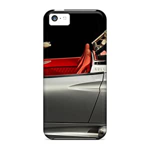 New Snap-on GoldenArea Skin Case Cover Compatible With Iphone 5c- Spyker Sports Car