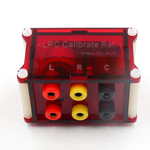 Inductance Resistor Capacitor LRC Calibrate Reference Box High Precision Resistance LRC Calibrate Reference Box