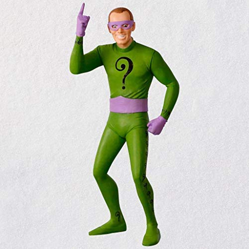HKO - Batman Classic TV Series The Riddler Ornament Limited Edition