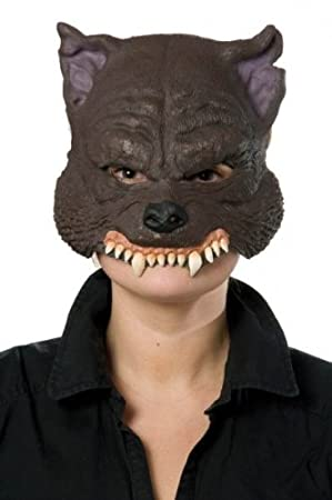 Rubies IT4482 - Máscara de hombre lobo, talla única