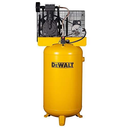 Dewalt DXCMV5048055.1 5 HP 80 Gallon Oil-Lube Stationary Vertical Air Compressor