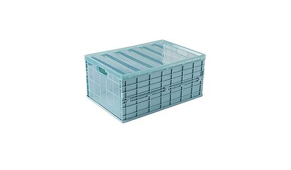 Ropa de las cajas de almacenaje plegables de plástico Cajas de ...