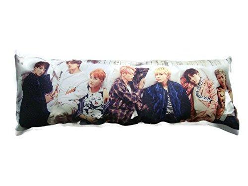 BTS Bangtan Boys Kpop Small Pillow (#3)