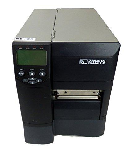 Zebra ZM400 Thermal Barcode Printer Parallel/Serial/USB/ENet ZM400-2001-0100T by Zebra Technologies