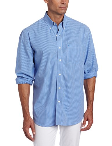 IZOD Essential Check Sleeve Shirt product image