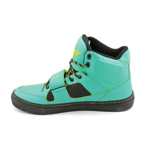 Creative Recreation Menns Cota Mote Sneaker Aqua / Svart
