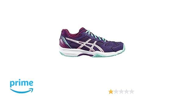 ASICS GEL PADEL EXCLUSIVE 4 SG LILA WOMAN E565N 3338: Amazon.es: Deportes y aire libre