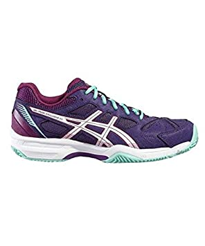 Asics Tennis Shoes Gel-Padel Exclusive 4 Sg, PURPLE / COCKATOO, 37M