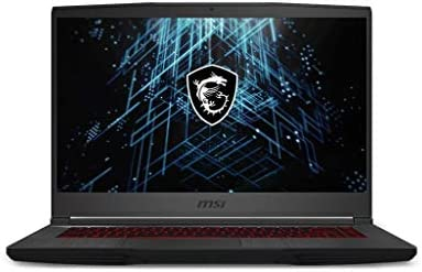 "CUK GF65 Thin by MSI 15 Inch Gaming Notebook (Intel Core i7, 16GB RAM, 1TB NVMe SSD, NVIDIA GeForce RTX 3060 6GB, 15.6"" FHD 144Hz IPS-Level, Windows 10 Home) Gamer Laptop Computer"