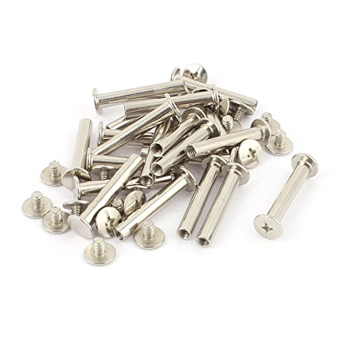 Top Binding Cable & Screw Posts