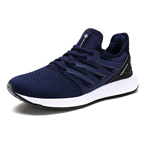 DREAM PAIRS Mens Walking Shoes Athletic Running Sneakers