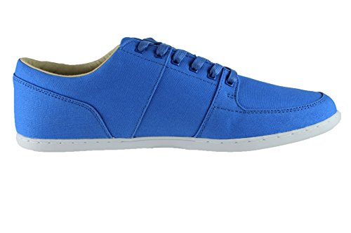 Boxfresh Spencer STR WXD CNVS Gr 43 UK 9 Sneaker Schuhe E-13832 Blau