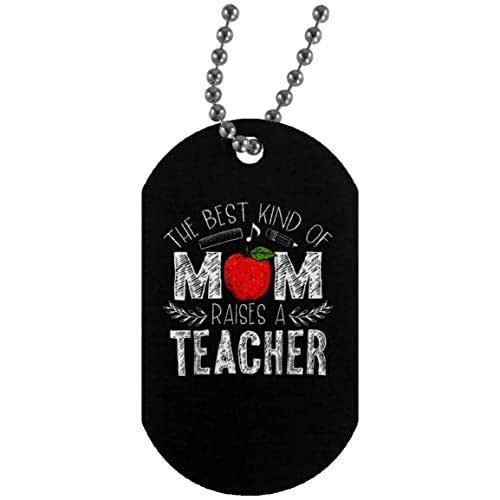 Amazon.com: The Best Kind of Mom Raises a Teacher Shirt