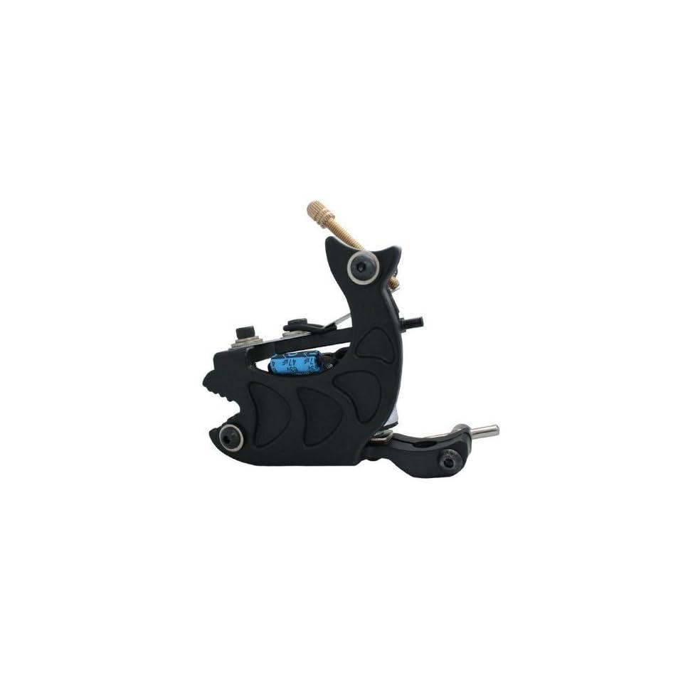 Handmade Cast Iron Tattoo Machine Gun Liner Shader e010561