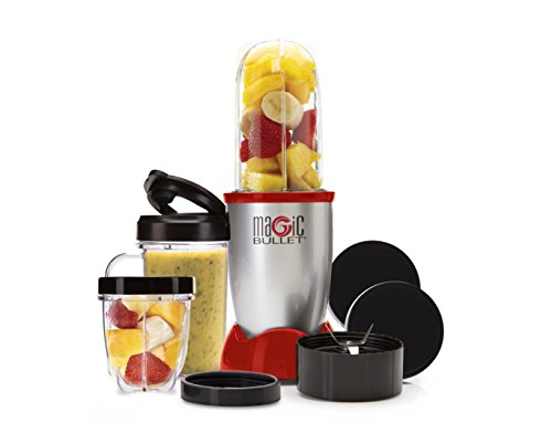 Magic Bullet MBR-1101R  Blender, Small, Red