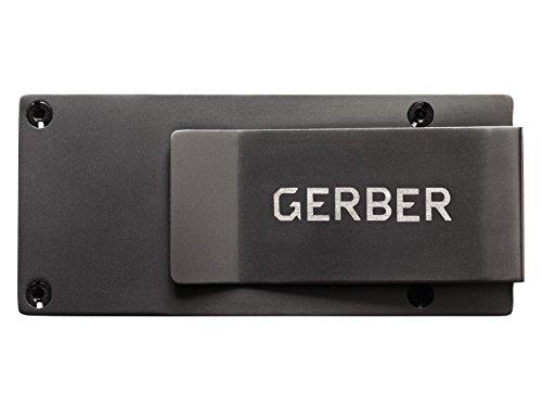 Gerber GDC Money Clip w/ Built-in Fixed Blade Knife [31-002521]