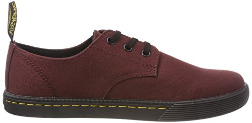 Women's Derbys Canvas 626 Santanita Oxblood Martens Red Dr Old Atq505