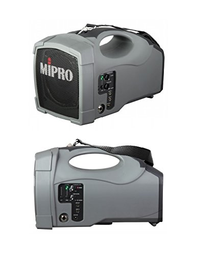 Mipro MA-101BPAH 5A | Wireless 45W PA System with Handheld Microphone