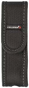 Led Lenser - Bolsa de protección compatible con linternas LedLenser, negro