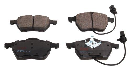 TRW TPC0840ES Premium Ceramic Front Disc Brake Pad (A4 Quattro Front Brake Pads)