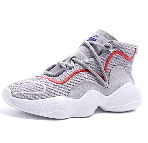 Per Pesante Leggere Sportive Grigio A Corsa Sneakers Pedal Liangxie Da Maglia Rete Scarpe Donna xZRCBWaTqw
