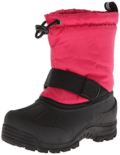 Northside Girls' Frosty, Berry, 7 M US Toddler