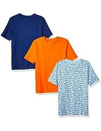 Boy's 3-Pack Short Sleeve Tee