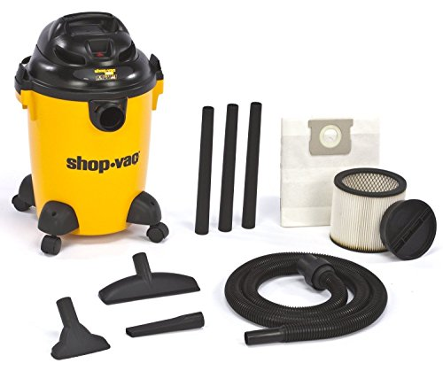 New Shop Vac 9650600 6 Gallon Wet Dry 3 Hp Vacuum Cleaner Full Kit Usa 0785469 (Shop Vac Attachment Kit compare prices)