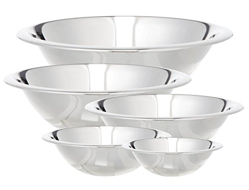 Cook Pro 717 5-Piece Stainless Steel