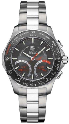 TAG Heuer Aquaracer Calibre S Fernando Alonso Edición limitada Mens Reloj caf7113. BA0803: Tag Heuer: Amazon.es: Relojes