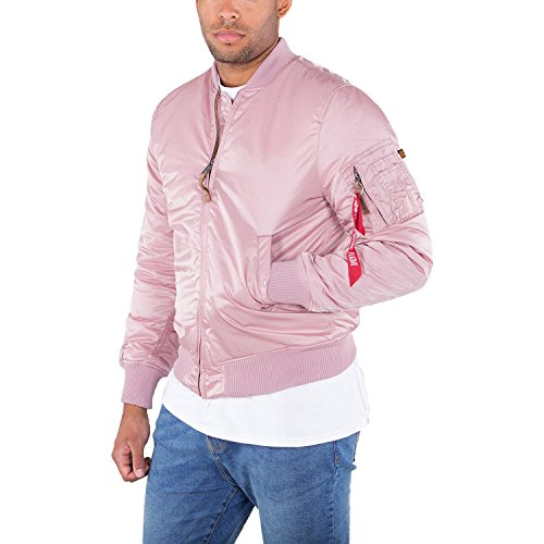 Vf 59 Pink Invernale Uomo 1 Long Industries Silver Ma Giacca Alpha 7wFUYqPC