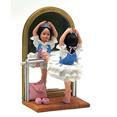 Madame Alexander Classic Collectibles - At the Barre Figurine: Toys & Games