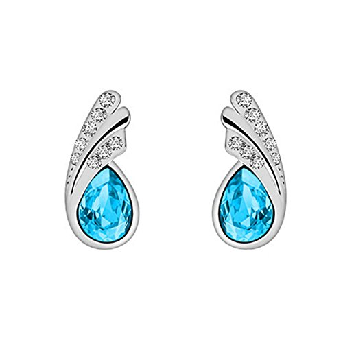 MosierBizne Crystal PiaoYe Stud Earrings(1)