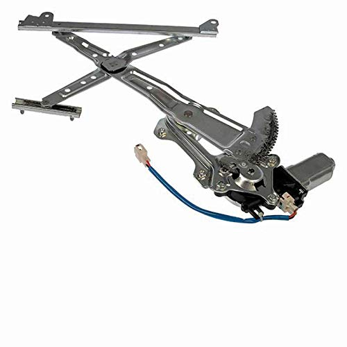 EMS Global Direct New WPR5846RMB Rear Right Power Window Motor and Regulator Assembly Replacement For 2000-2006 Subaru Legacy