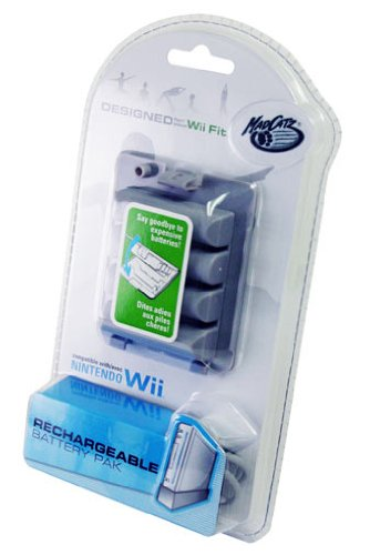Wii Rechargeable Battery Pak Designed for Wii Fit