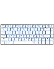 Ajazz Geek AK33 Backlit USB Wired Gaming Mechanical Keyboard for PC/Laptop