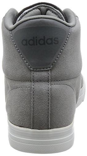 Gricua gritre Gris Baskets Cf Super Homme Adidas Gritre Mid Pour Daily qO7vwU