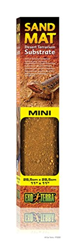 Exo Terra Exo Terra Sand Mat Mini - Desert Terrarium, used for sale  Delivered anywhere in Canada
